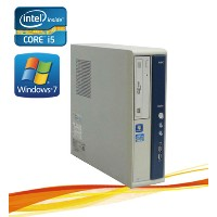 中古パソコン NEC PC-MK25M Core i5 2400S-2.5GHzメモリ4GBDVDマルチWindows7 Pro /R-d-325/中古【02P03Dec16】