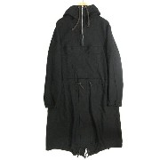 13aw コムデギャルソンオムプリュス COMME des GARCONS HOMME PLUS ロング パーカー コート the Tree of Youth アノラック ポ...