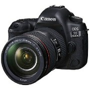 Canon EOS 5D Mark IV(WG)【EF24−105L IS II USM レンズキット】 EOS5DMK424105IS2LK【送料無料】