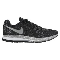 (取寄)ナイキ レディース エア ズーム ペガサス 33 Nike Women's Air Zoom Pegasus 33 Black Reflective Silver Dark Grey White