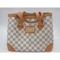 LOUIS VUITTON(ルイヴィトン)/ハムステッドPM/トートバッグ/ダミエ・アズール/ダミエ・アズール/(N51207)【中古】 ル...