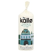 Kallo Low Fat Rice Cakes (130g) Kallo低脂肪餅( 130グラム)