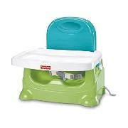Fisher price フィッシャープライス Healthy Care Booster Seat Green/Blue [並行輸入品]