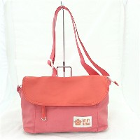 MARY QUANT(マリークワント) Lショルダーバッグ ピンク /【中古 バッグ】all shop kg