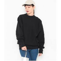 【CAMBER】Cross-Knit Crew Sweat