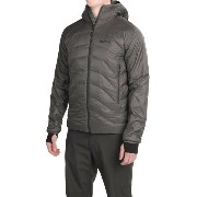 マーモット Marmot メンズ アウター ダウンジャケット【Megawatt Polartec Alpha Down Jacket - 800 Fill Power】Cinder