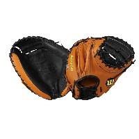 ウィルソン メンズ 野球 グローブ【Wilson A2000 Pudge Catcher's Mitt】Orange Tan/Black【10P03Dec16】