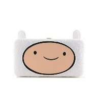 Adventure Time Purse Finn Bigface 公式 新しい hinge