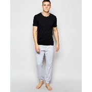 Hugo Boss Cuffed Joggers In Slim Fit