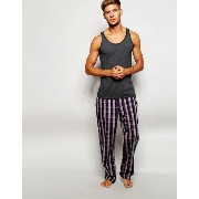 Hugo Boss Woven Regular Fit Lounge Pants