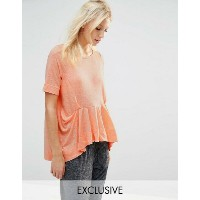 Stitch & Pieces Ruffle Top