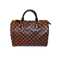 LOUIS VUITTON(ルイヴィトン)ダミエ スピーディ30 ハンドバッグ 15,3万 新古品未使用品 No.16037200