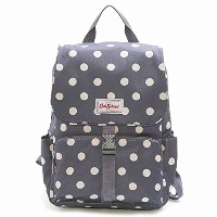 Cath Kidston Buckle Backpack リュックサック レディース Button Spot キャスキッドソン [並行輸入品]