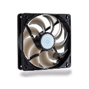 Cooler Master SickleFlow 120 - Sleeve Bearing 120mm Silent Fan for Computer Cases, CPU Coolers, and Radiators (Smoke Color) [並行輸入品]