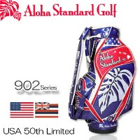 Aloha Standard CB902 USA「50th」Limited 3点式 9.5インチ キャディバッグ 【10P03Dec16】