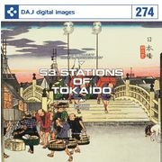 DAJ 274 53 STATIONS OF TOKAIDO