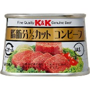 K&K 脂肪分1/2カット コンビーフ 100g【05P06Aug16】<ギフト プレゼント Gift>