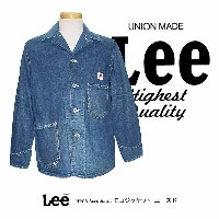 Lee RIDERS THE ARCHIVES VINTAGE MODEL COVERALL WW2 LOCO JACKET ロコジャケット 大戦モデル ユーズド 02442-146