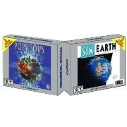 Populous / Sim Earth (Jewel Case) (輸入版)