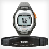 Timex タイメックス 腕時計 Mid-Size T5G971 Personal Trainer Heart Rate Monitor Watch