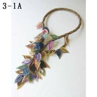 [AD013]TOHOビーズキット LEAF NECKLACE 3-1A[RPT]