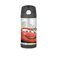ディズニー カーズ 魔法瓶 Thermos Funtainer Bottle, Disney's Cars
