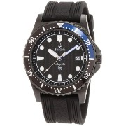 Bulova ブローバ メンズ腕時計 Men's 98B159 Marine Star Rubber strap Watch