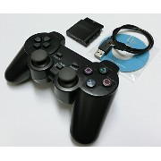 PS2/PS3/PC ワイヤレスコントローラー