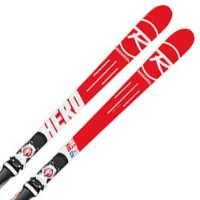 ROSSIGNOL〔ロシニョール スキー板〕<2015>HERO FIS GS R20 WC + AXIAL3 150 MFX 【金具付き・取付料送料無料】〔z〕