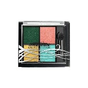 L'OREAL PARIS Project Runway Limited Edition Pressed Eyeshadow Quad - The Muse's Gaze (並行輸入品)