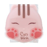 TONYMOLY トニーモリー キャッツ・ウインク・クリア・パクト #1 クリアースキン 11g (Cats Wink Clear Pact - #1 Clear Skin) ...