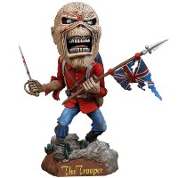 【まもなく再入荷 1607】NECA Iron Maiden Eddie The Trooper Head Knocker☆アイアンメイデン