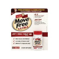 Schiff® Move Free® Ultra, 60 Tablets (一日一錠で、関節のケア) (海外直送品)