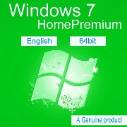 [英語版/64bit] Windows 7 HomePremium /English Edition /DSP