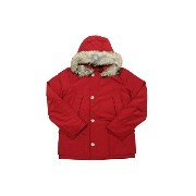 WOOLRICH JOHN RICH&BROS DOWN JACKET (Men's Quilted Arctic Anorak/WOCPS2211: Red)ウールリッチ/ダウンジャケット/赤