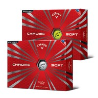 Callaway 2015 Chrome Soft Golf Balls【ゴルフ ボール】