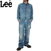 Lee リー AMERICAN RIDERS DUNGAREES ALL IN ONE LM4213-556 S [ウェア&シューズ]