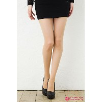 Erica in Style レースバンド ローライズ ストッキング 15デニール 日本製 Made in Japan レディース ( Lace band row rise stockings...