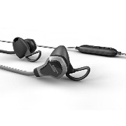 SMS Audio BioSport In-Ear Wired Ear Bud With Heart Monitor Black(ブラック)【SMS-EB-BIOSPORT-BLACK】心拍計測チップ搭載スポーツ用...