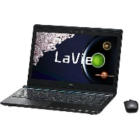 NEC ノートパソコン LaVie Note Standard NS850/AAB PC-NS850AAB [液晶サイズ:15.6インチ CPU:Core i7 5500U(Broadwell)/2.4GHz/2コア CPU...