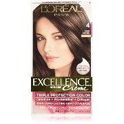Excellence Dark Brown by L'Oreal Paris Hair Color [並行輸入品]