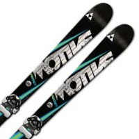 FISCHER〔フィッシャー スキー板〕<2015>MOTIVE 86 TI + ATTACK 13 【金具付き・取付料送料無料】〔z〕