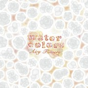 Sha-Nail Pro (写ネイルPRO/写ネイルプロ) Water Colors Airy Flowers/水彩 エアリーフラワー (White/ホワイト/白) 【Water Colors/...