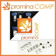 promina COMP(プロミナ コンポ) LED COMPELETE INSTALL SET BMW MINI ワン、クーパー、クーパーS R56 Aセット PMC753