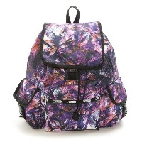 LeSportsac レスポートサック 7839-D579 Voyager Backpack(ボヤージャーバックパック)Maui/リュックサック【送料無料】