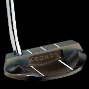 Kronos Golf Metronome Refined PVD Carbon Putter【ゴルフ ゴルフクラブ>パター】