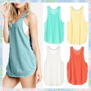 ★Victoria's secret★セール!Lace-trim Muscle Tunic♪ Victoria's secret(ヴィクトリアシークレット) バイマ BUYMA