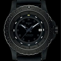 traser(トレーサー) MIL−G 45mm Automatic All Black MIL-G Automatic BK