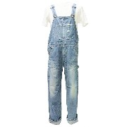 Lee リー AMERICAN RIDERS OVERALLS LM4254-556 M