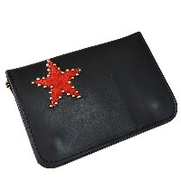 HTC 財布 【htc/ウォレット】 TYPE2 MEDIUM WALLET #31 BLACK